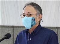 緊急事態宣言を1週間再延長 沖縄、旧盆の感染拡大警戒