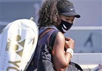 大坂、棄権表明した大会に一転、出場へ 女子テニス