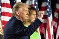 【米大統領選】「米国を製造業の超大国に」 トランプ氏通商交渉の成果誇示