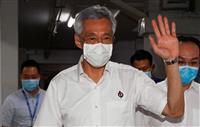 TPP妥結で「重要な役割」 シンガポール首相、安倍首相を評価
