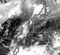 最大瞬間風速60メートル…台風9号、31日以降に沖縄接近
