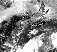 台風9号、31日沖縄接近 非常に強い勢力で
