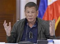 フィリピン大統領、安倍首相で「2国間関係が発展」