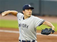 田中が今季初勝利を懸け2日に先発 「ものすごく大事」