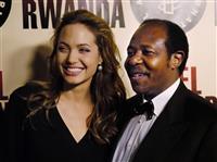 虐殺映画の「英雄」逮捕 ルワンダ、政権を公然非難