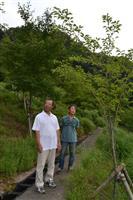 【紀伊半島豪雨9年】「復興を記憶にとどめる場に」土砂崩れ跡地に600本植樹