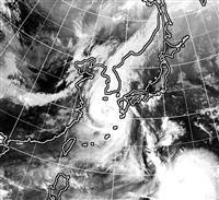 台風10号、特別警報級か 最大級の警戒呼び掛け