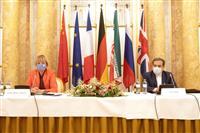 イラン核合意の維持、当事国6カ国が確認 米国の制裁手続き「無効」