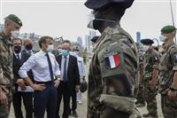「フランスには冒涜する自由がある」マクロン大統領、ムハンマド風刺画再掲載で