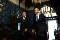 露・ベラルーシ外相会談 混乱収束向け協調確認 2週間内に首脳会談へ