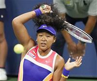 大坂が5年連続3回戦進出 「サーブが良かった」 全米テニス