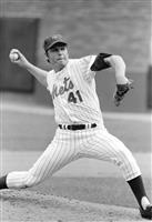 シーバーさんが死去 米大リーグで通算311勝右腕 コロナ感染と認知症