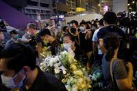 香港で日本のジャーナリスト逮捕 翌日に保釈