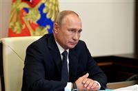 プーチン氏、習氏に祝電 中露関係強化アピール 第二次大戦の終結日