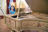 香淳皇后ゆかりのピアノ 100年の歴史を積み重ね、音色よみがえる