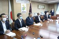 自民総裁選 福岡県連、予備選実施へ ドント方式 党員票獲得の動き加速