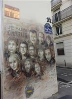 【パリの窓】風刺画事件が問う多様性 5年後の「私はシャルリー」