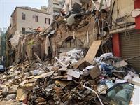 レバノン爆発 がれきから生存反応 チリ救難隊が捜索
