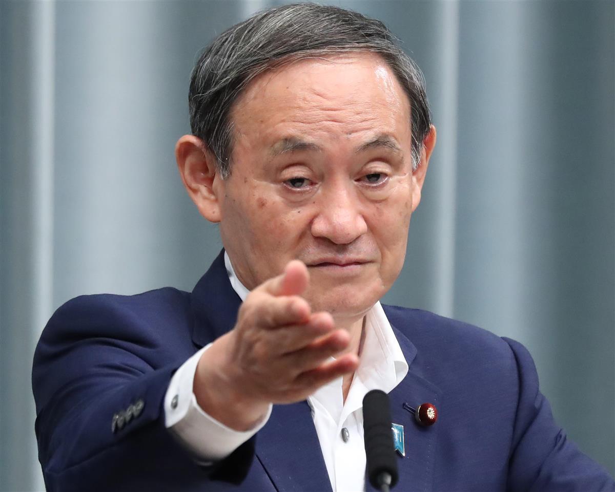 新潟の自民県議有志が「菅応援団」結成