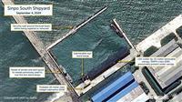 北が弾道ミサイル「北極星3」実験準備か