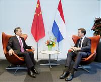 中国外相、欧州取り込み難航 チェコ議長訪台で「恫喝」露呈