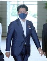 【総裁選ドキュメント】小泉環境相は菅氏支持 過去に石破氏へ投票
