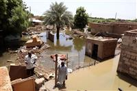 スーダン洪水、99人死亡 ナイル川、50万人影響