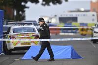 英バーミンガム、刺され8人死傷 BBC報道