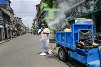 インド、新型コロナ感染者が世界2番目に モディ政権、経済活動再開急ぐ