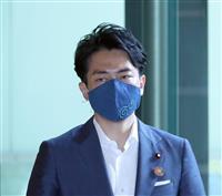 【総裁選ドキュメント】小泉氏「菅氏は改革の人」