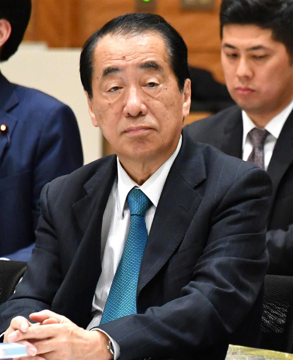 【菅直人元首相】10年前の尖閣沖中国船衝突事件の船長の釈放を「私が支持したという指摘は当たらない」と否定