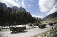 中国「インドが威嚇射撃」と非難 国境係争地で緊張増す