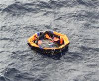 積み荷の牛と泳ぎ助かる 遭難貨物船、救助の男性 鹿児島