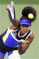 大坂「少しはリベンジできた」 全米テニスで4強