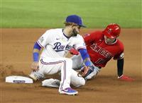 大谷翔平は4打数1安打 今季7個目の盗塁決める