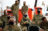 イラク駐留米軍、3000人に縮小 米司令官発表