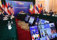 南シナ海情勢「懸念」維持 ASEAN外相声明