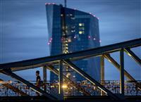ユーロ圏成長率見通しを上方修正 ECB総裁