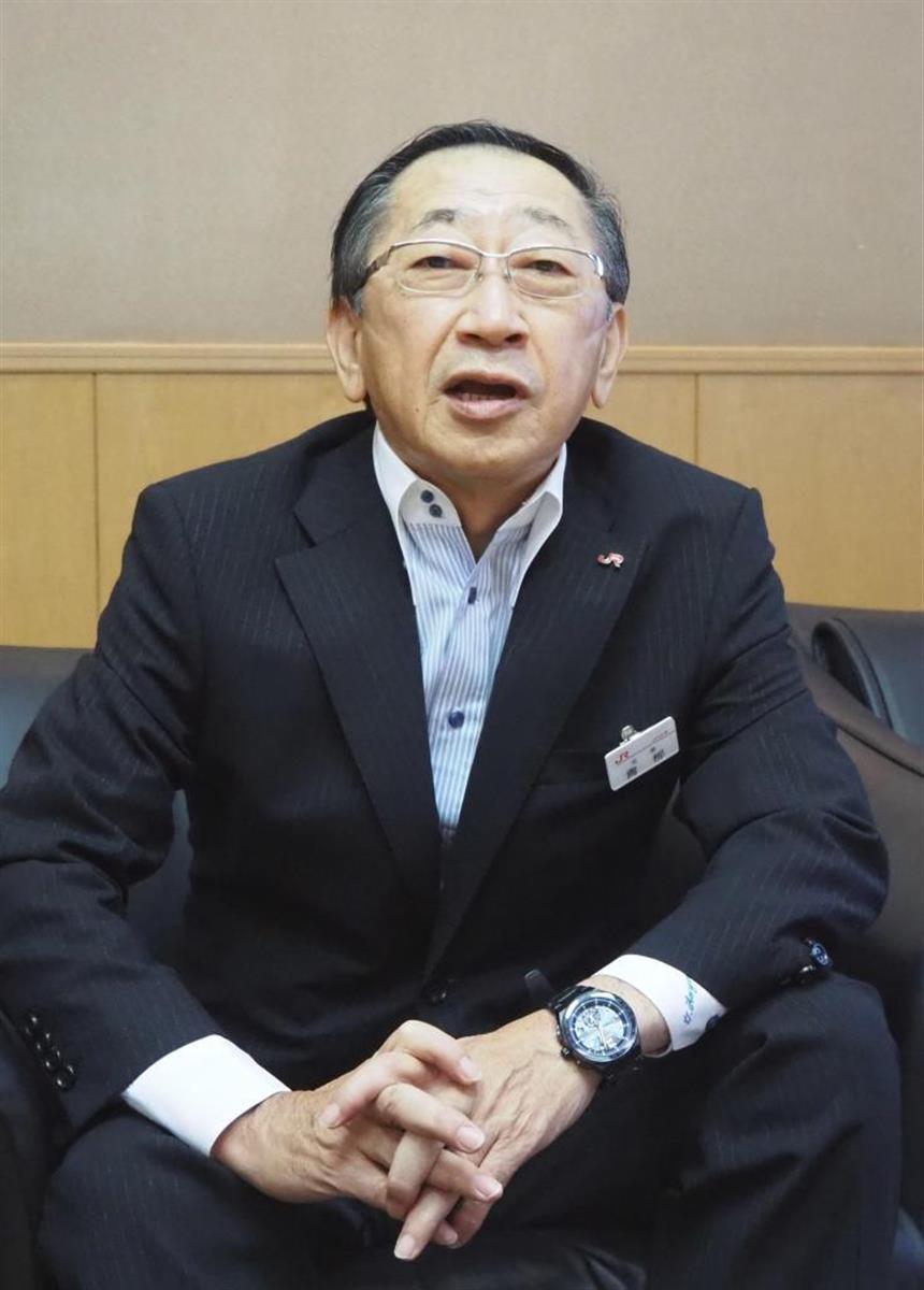 7月豪雨「肥薩線被害は100億円超も」 JR九州社長、熊本地震超え最大級の認識 - 産経ニュース