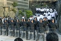 工藤会壊滅へ正念場 福岡県警「頂上作戦」きょう6年 取り締まりを徹底強化