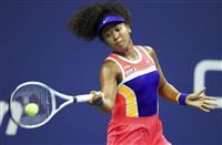 大坂が全米テニス2年ぶり決勝へ 四大大会V3へ王手