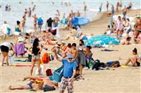欧州でコロナ感染再拡大 パンデミック半年、「第2波」懸念