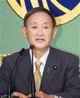 【総裁選ドキュメント】菅氏「将来まで否定すべきでない」 消費税増税 公開討論会