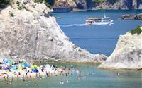 「みやこ浄土ケ浜遊覧船」海からの絶景見納めへ 東日本大震災9年半