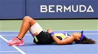 【全米オープンテニス】大坂「仲間が信じてくれた」「アザレンカとの決勝は怖かった」