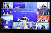 「力の不行使」の文言消える、南シナ海でARF議長声明