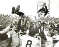 【勇者の物語~「虎番疾風録」番外編~田所龍一】(68)西本野球 結実 球団苦節32年 …