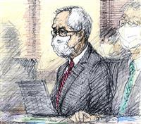 【ケリー被告初公判詳報】(1)「本来、日産社内で解決されるべき問題だった」