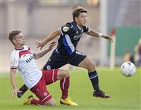 堂安、室屋が新天地初出場 サッカーのドイツ杯1回戦