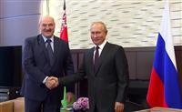 露、ベラルーシ国境から治安部隊撤収 「危機去った」判断か